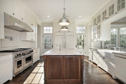 Granite countertops kitchen - Largo YBL Granite & More
